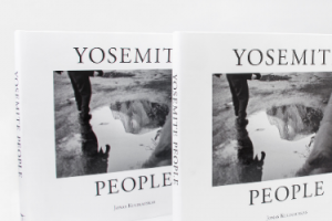 Yosemite people hardcover book printed by KOPA printing